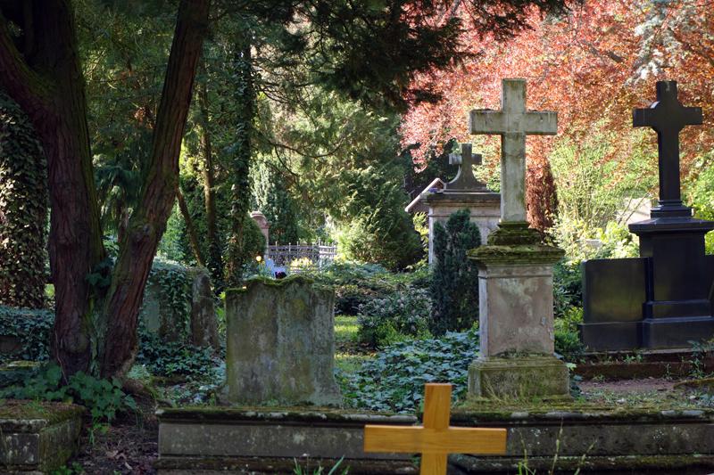 Alter Friedhof Saarlouis