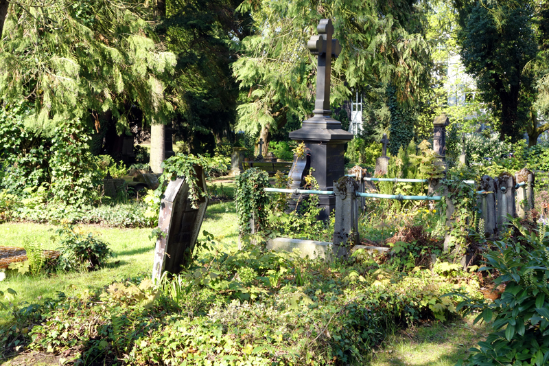Alter Friedhof Saarlouis